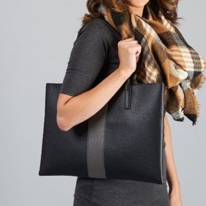 Vince Camuto LUCK TOTE. Vegan Leather Carry All